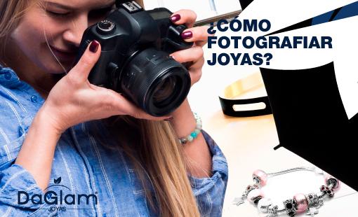 Como fotografiar joyas